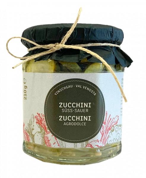"Zucchini ""Süß-Sauer"""