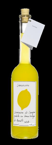 Zitronenlikör Limoncino