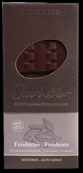 Feinbitterschokolade 70%