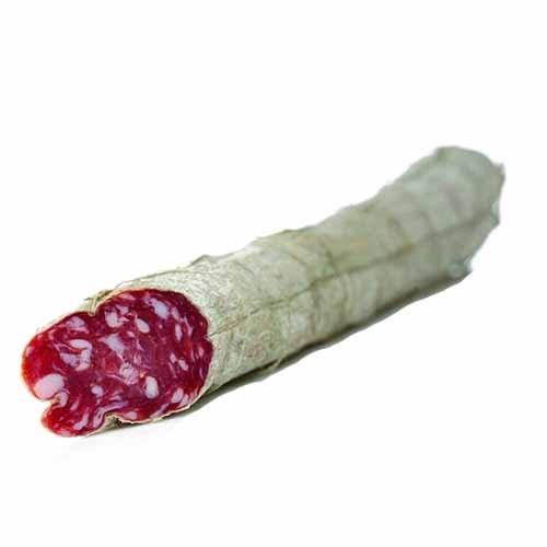 Salami aus 100% Schweinefleisch