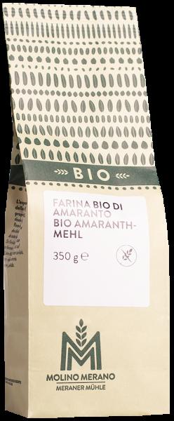 Amaranthmehl glutenfrei Bio