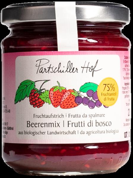Beerenmix Bio Fruchtaufstrich