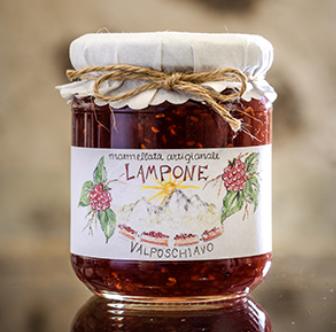 LAMORE - Himbeer & Brombeer Marmelade