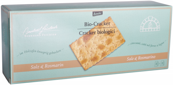 Biocracker Salz & Rosmarin