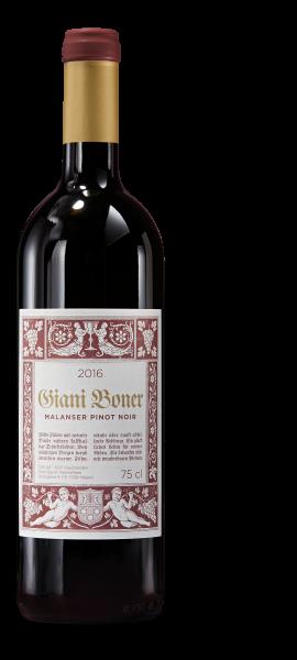 Malanser Pinot Noir 2016