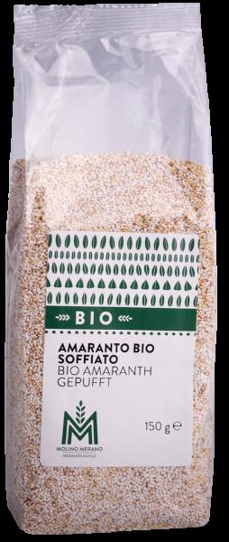 Amaranth gepufft Bio
