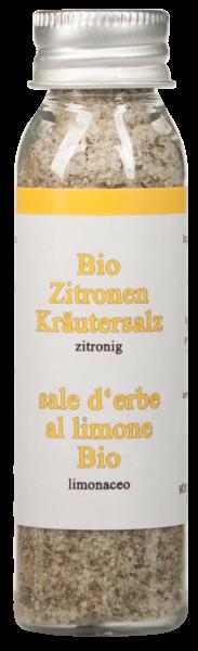 Zitronenkräutersalz Bio