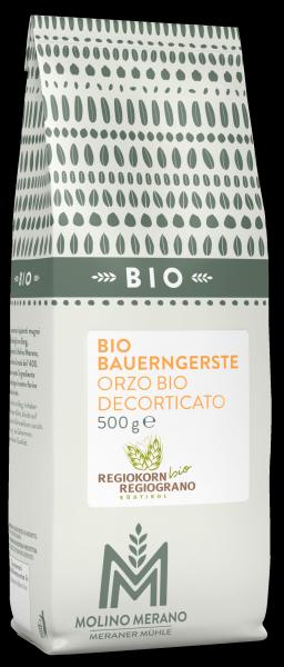 Bauerngerste Bio Regiokorn Bio