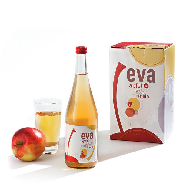 Eva Bioapfelsaft