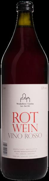 Roter Tafelwein
