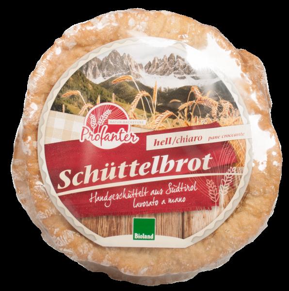 Schüttelbrot hell Bio