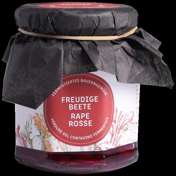 """""""Freudige Beete"""" fermentiert"""