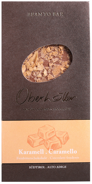 Vollmilchschokolade Karamell