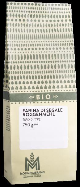 Roggenmehl Type 0 Bio