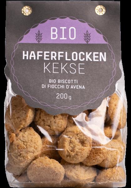 Haferflocken Kekse Bio