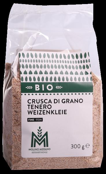 Weizenkleie Bio