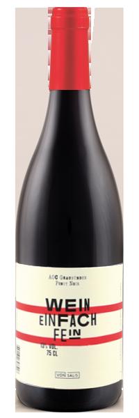 """Pinot Noir """"Wein einfach fein"""" 2017"""