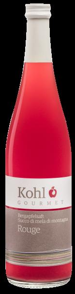 Bergapfelsaft Rouge