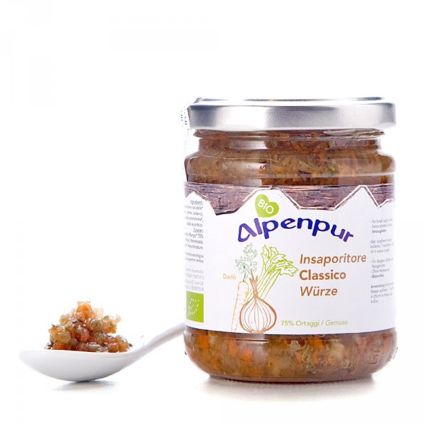 Alpenpur Suppenwürze Classic 220g