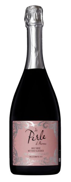 "Sekt Rosé Brut ""Le Perle di Pavone"" 2014"