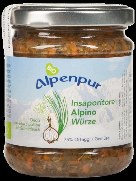 Suppenwürze Alpin Bio