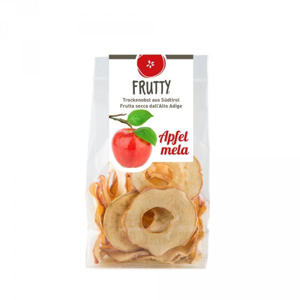 Frutty Getrocknete Äpfel 50g