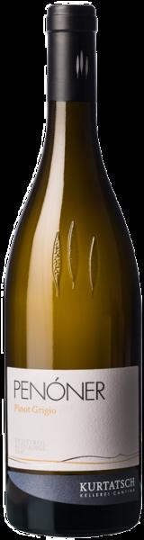 """Pinot Grigio """"Penoner"""" 2016"""