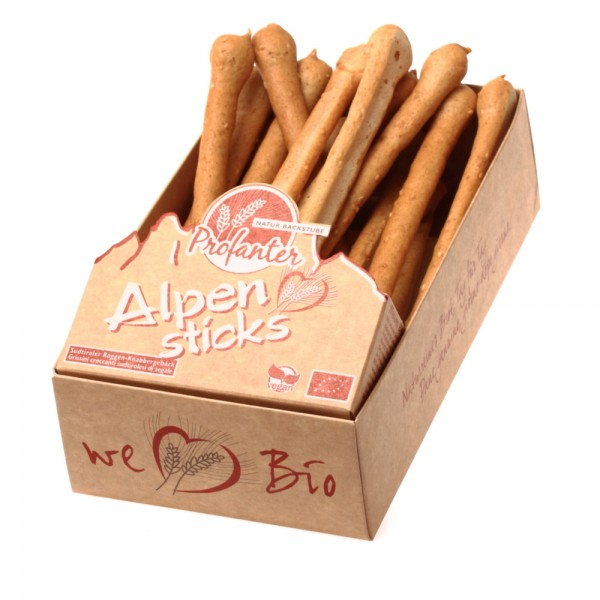 Backstube Profanter Alpensticks Sesam BIO 130g