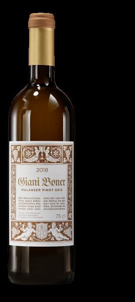 Malanser Pinot Gris 2018