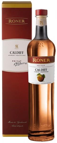 """Brand Apfel """"Caldiff"""" Privat"""