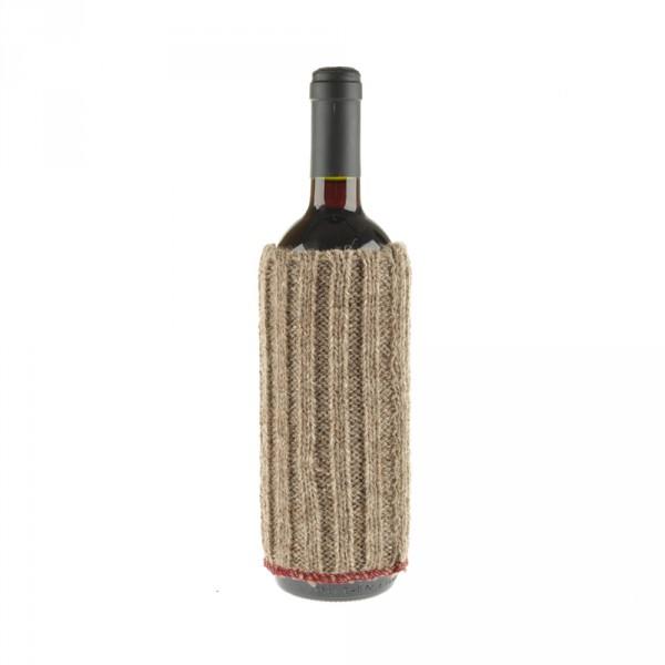 Weinkühler aus Wolle
