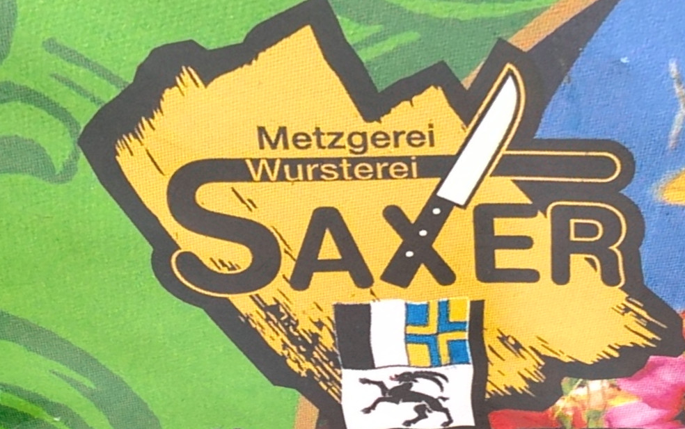 Metzgerei Saxer